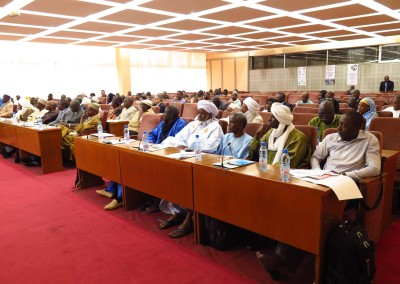 Consultations with pastoralist civil society