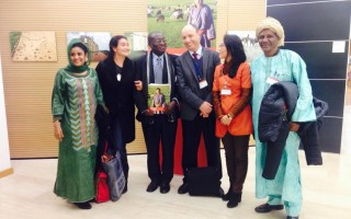 Pastoralists' and Livestock breeders' declaration at Farmers' Forum