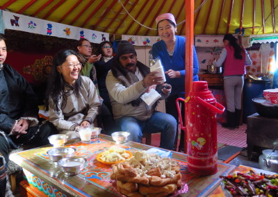 Mongolia: diversifying incomes of pastoralists through ecotourism