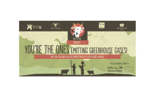 Comic Green House Gas emissions