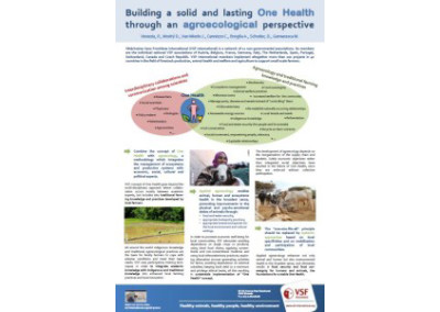 Poster: Building a solid and lasting One Health through an agroecological perspective
