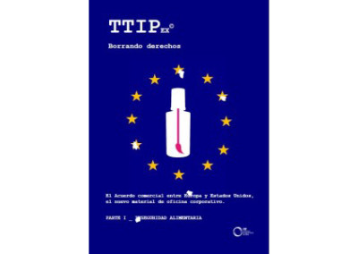 Transatlantic Trade and Investment Partnership (TTIP) – report from VSF Spain