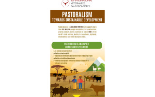 Infographics – Pastoralism towards sustainable development