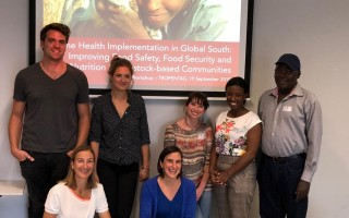 One Health Implementation in Global South: Improving Food Safety, Food Security and Nutrition in Livestock-based Communities