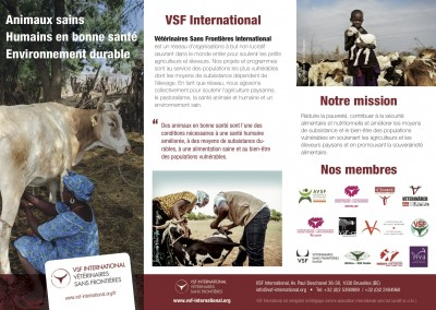 VSF International en quelques mots
