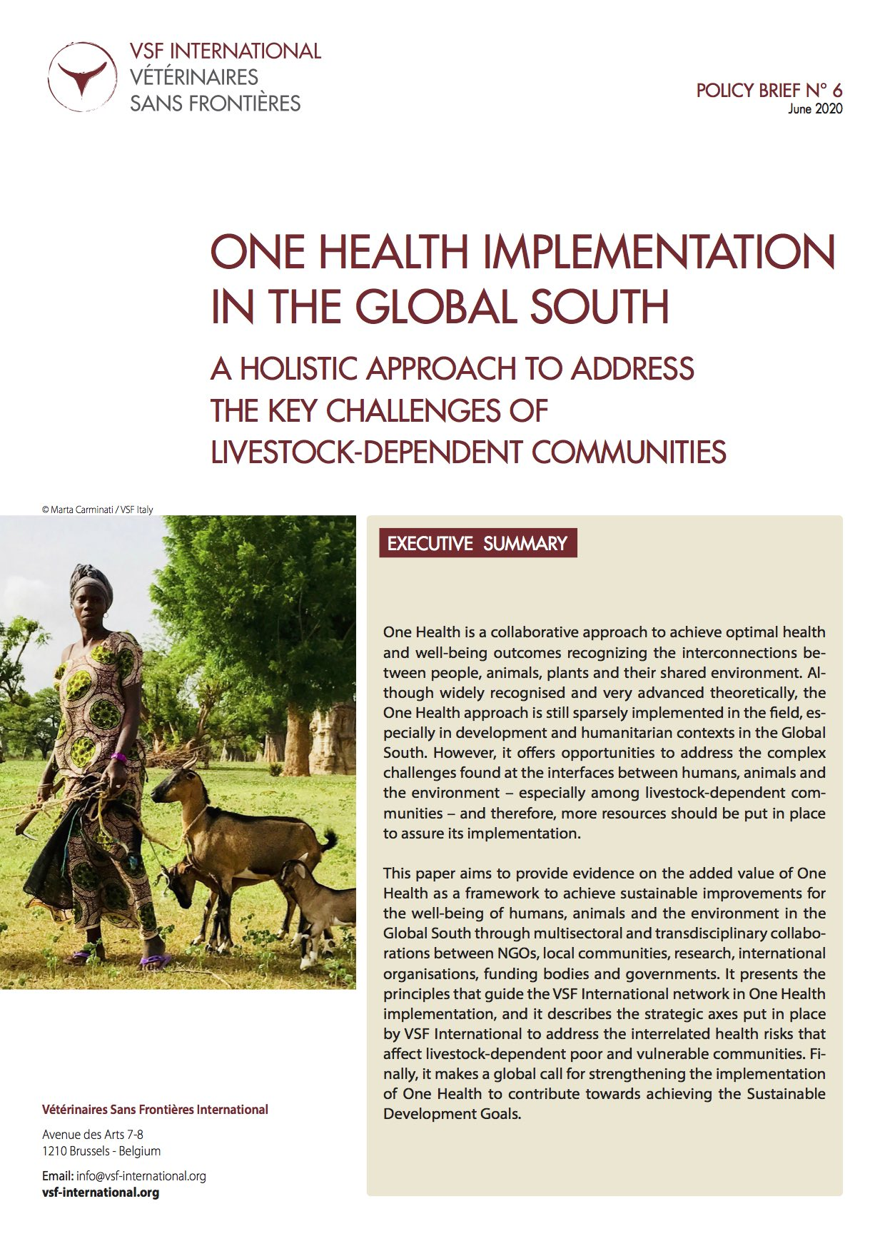 One Health POLICY BRIEF_EN_web