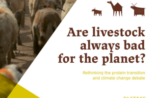 New Report: Are livestock always bad for the planet?