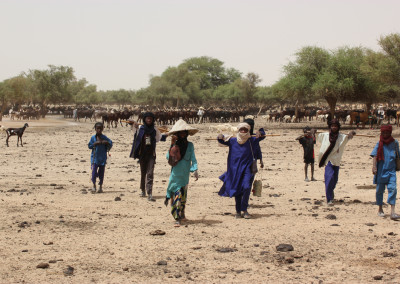 Niger: mobile technologies for pastoralists